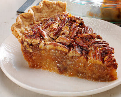 Easy and Quick Southern Old Fashioned Classic Pecan Pie Recipe
