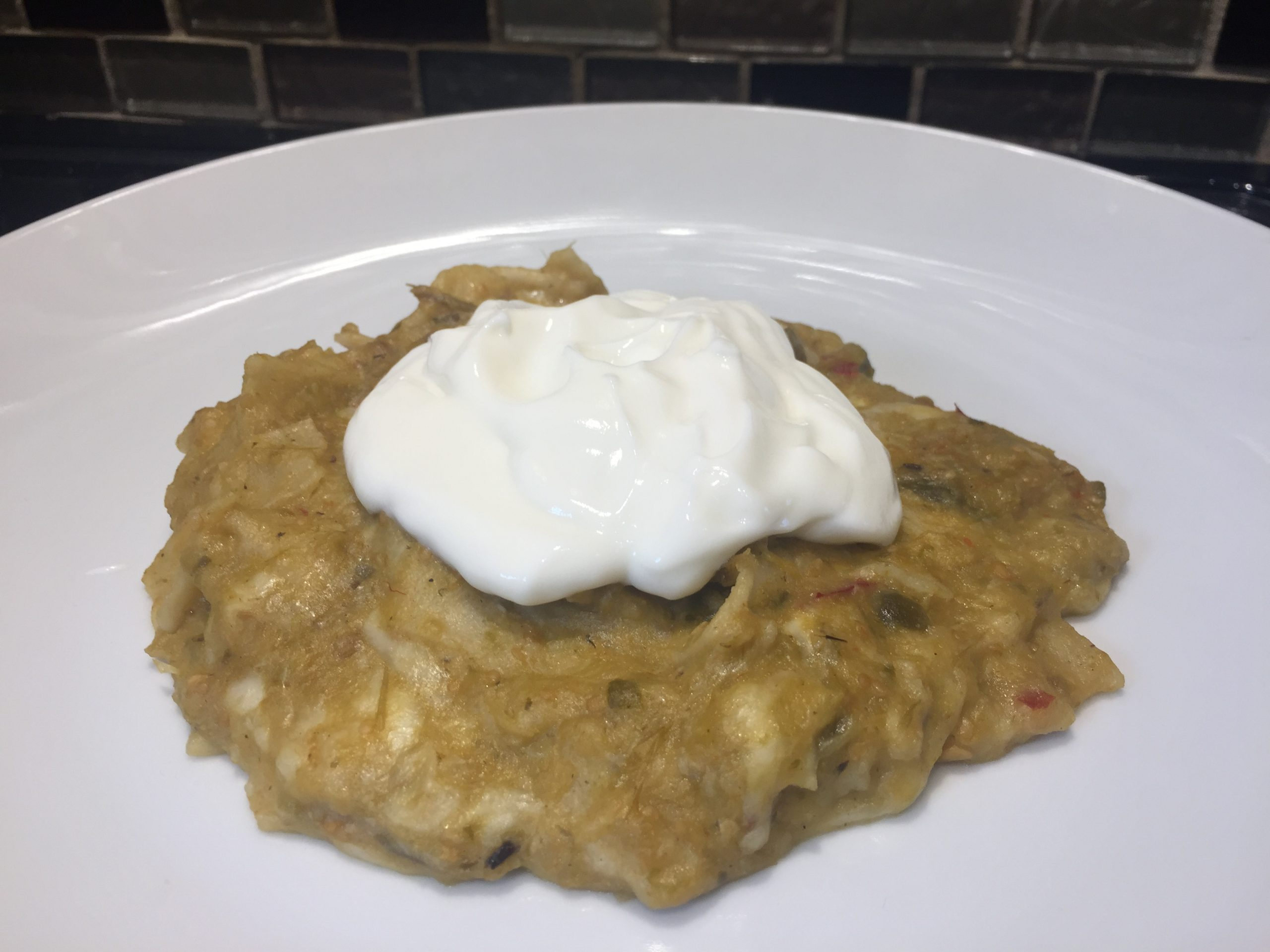 Easy Mexican Chilaquiles Breakfast Recipe