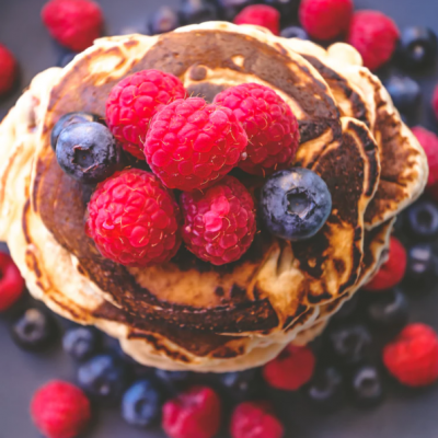 Impossible High Protein Pancake Recipe With No Oats or Flour