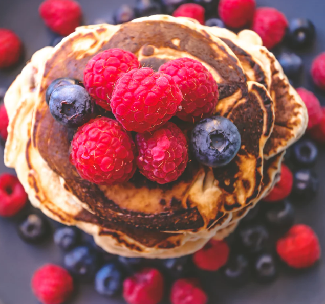 The Impossible Keto Low Carb High Protein Pancake Recipe With No Flour or Oats