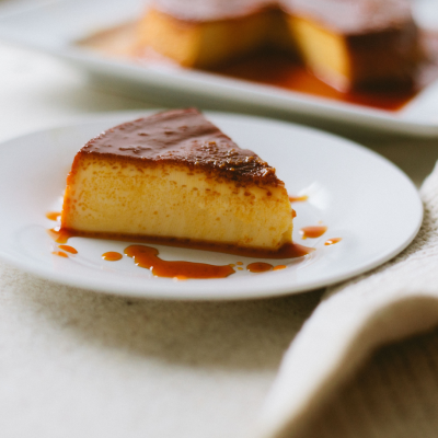 Filipino Leche Flan Recipe