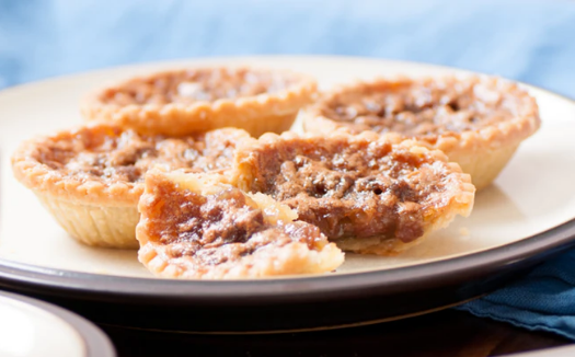 Super Easy Old Fashioned Creamy Gooey Butter Tart Recipe