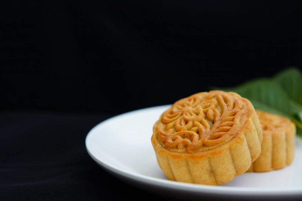 EASY MOON CAKE RECIPE