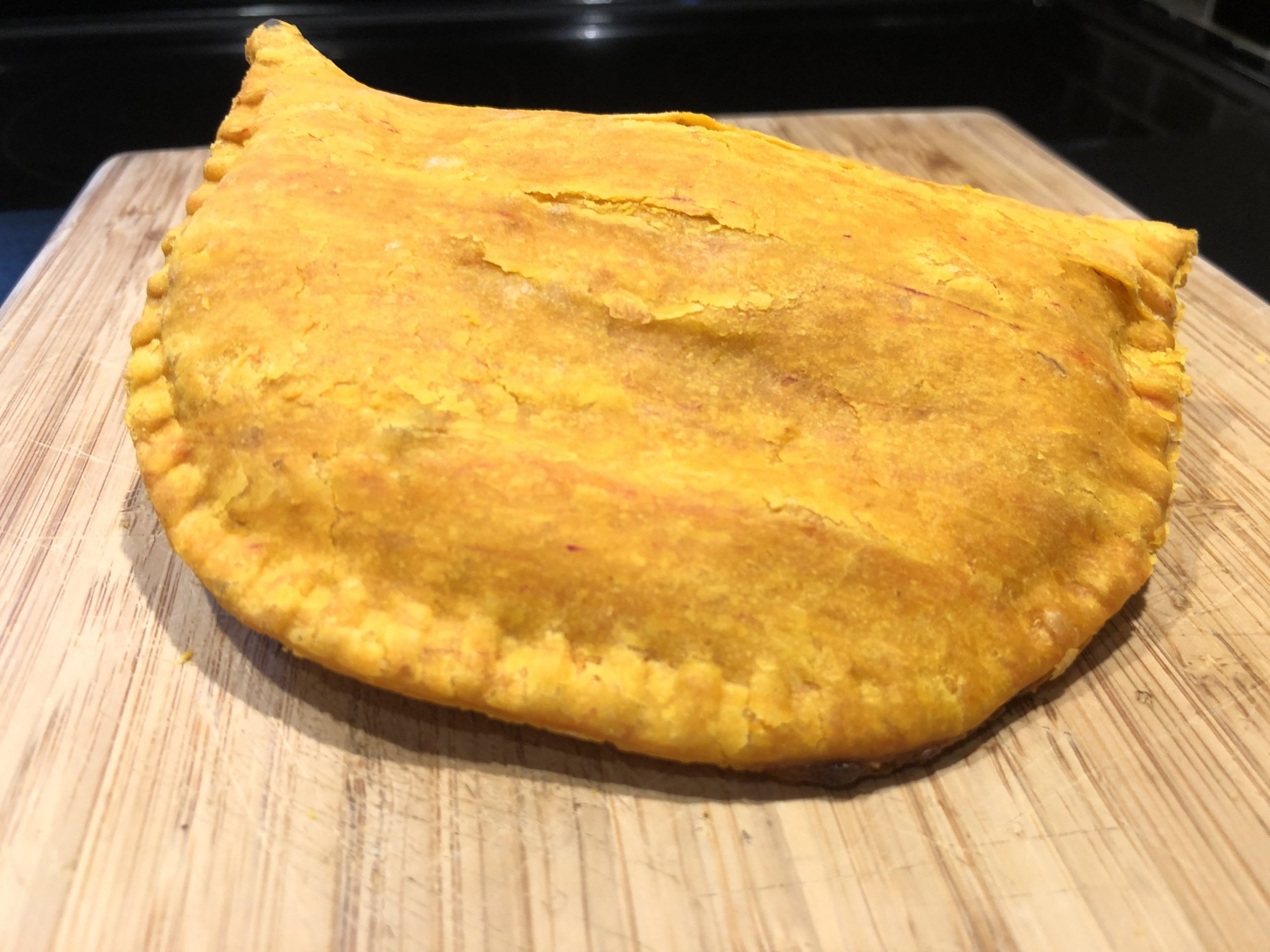 Easy Authentic Flaky Jamaican Beef Patty Recipe