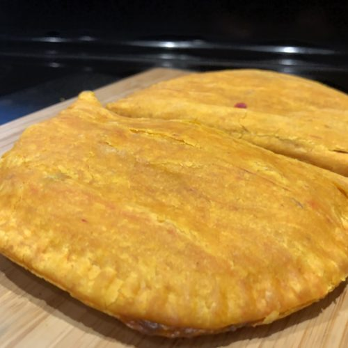 Authentic Jamaican Beef Patties Recipe