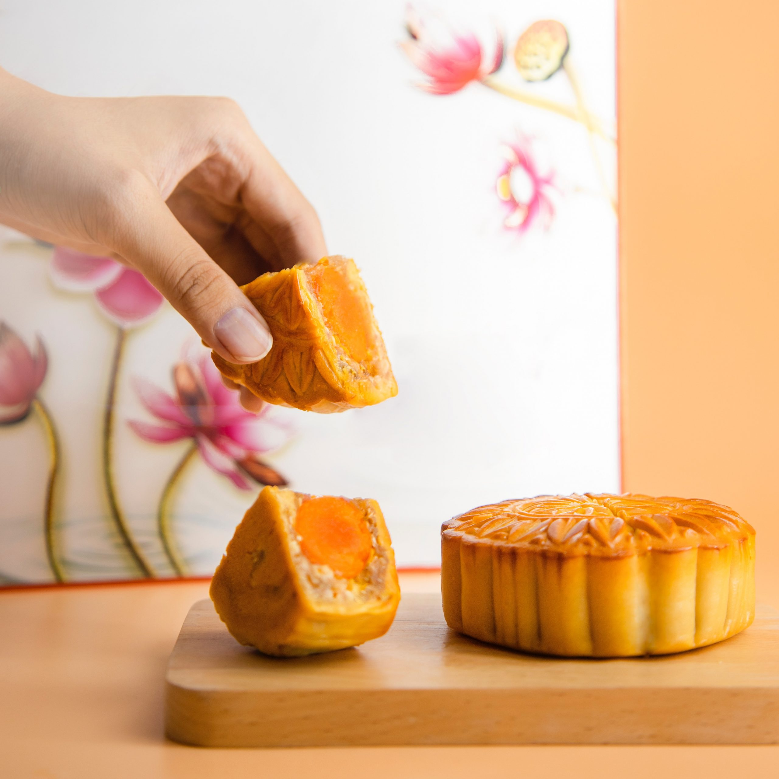 Easy Chinese Moon Cake Recipe