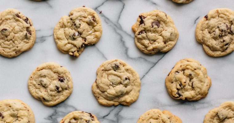 Soft Chewy Classic Chocolate Chip Cookie Recipe