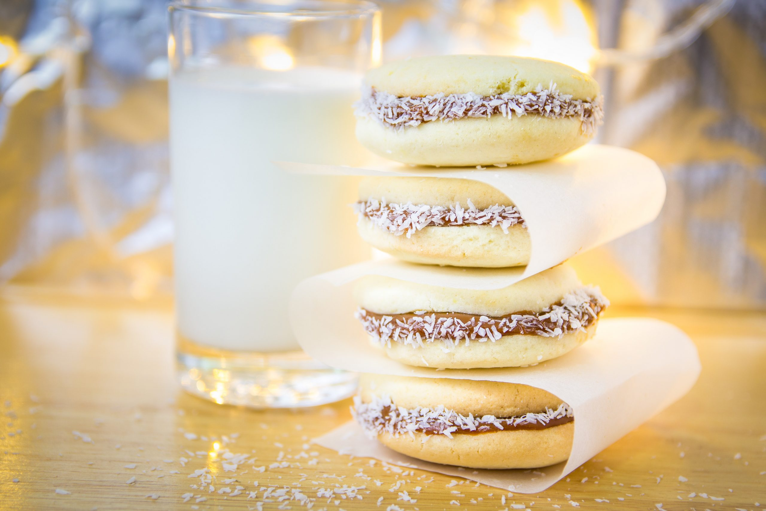 Easy Alfajores Cookies Recipe