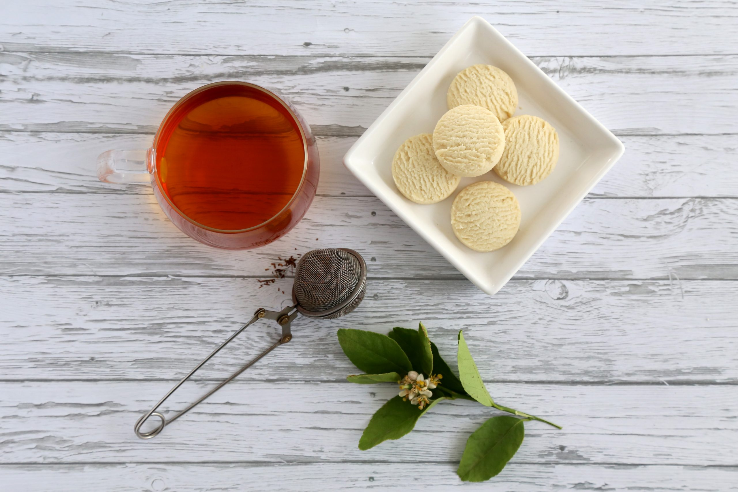 3 Ingredient Old Fashioned Butter Shortbread Cookie Recipe (3,2,1 Ratio)