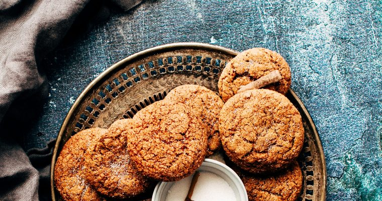 Classic Snickerdoodle cookies recipe