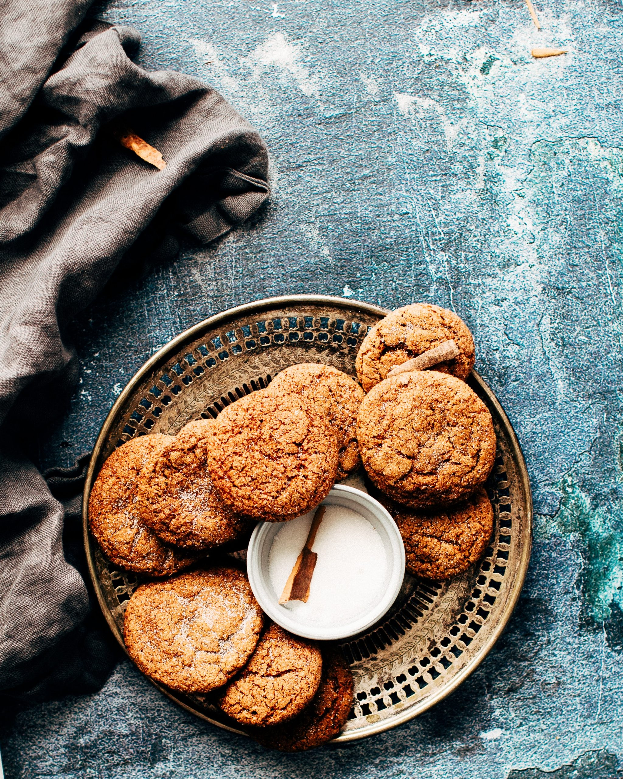 Classic Snickerdoodle Cookie Recipe In Just A Few Simple Steps