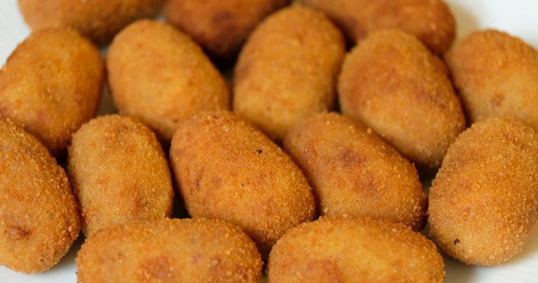 Smoked Salmon Croquettes Recipe