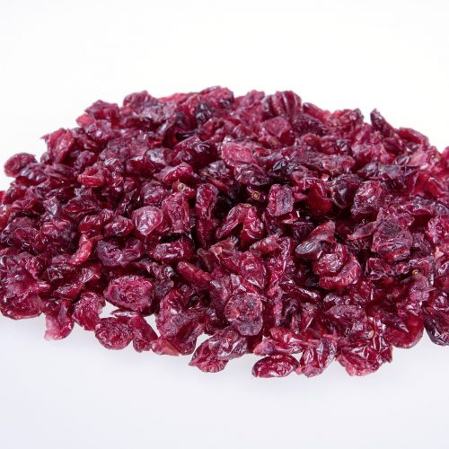 vegan dried cranberry recipe