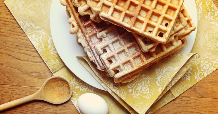 waffles easy recipe