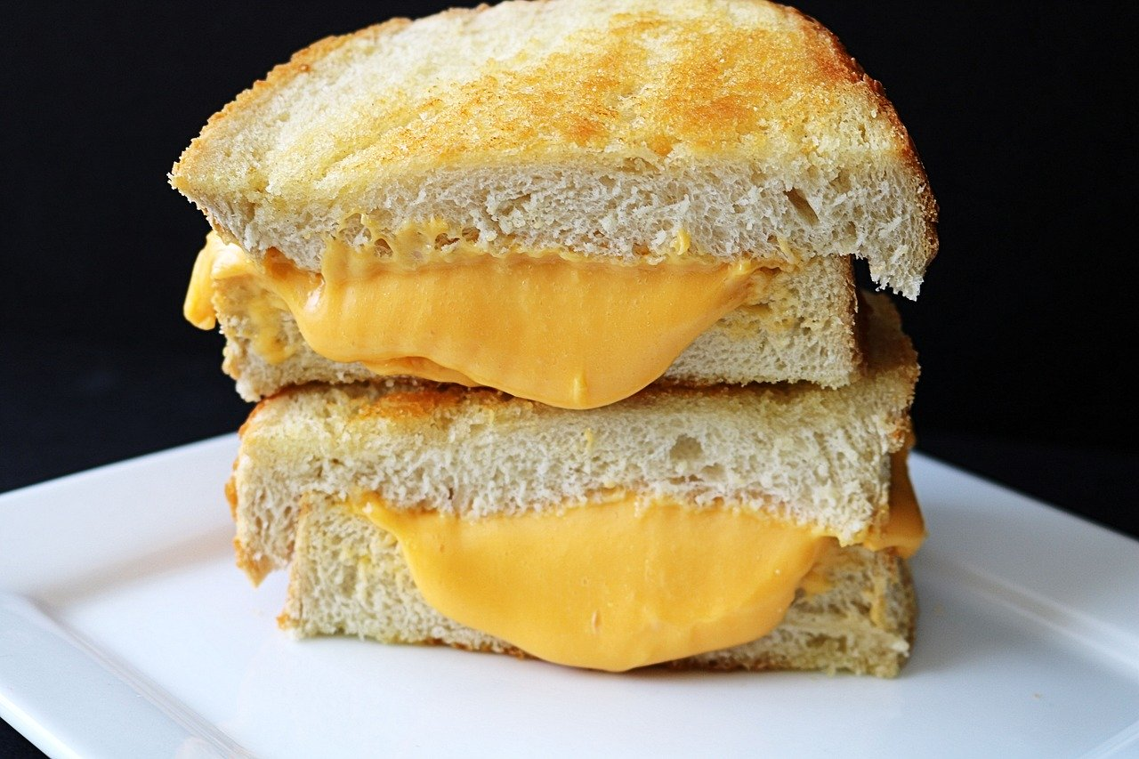 Grilled Cheese In The Oven Recipe