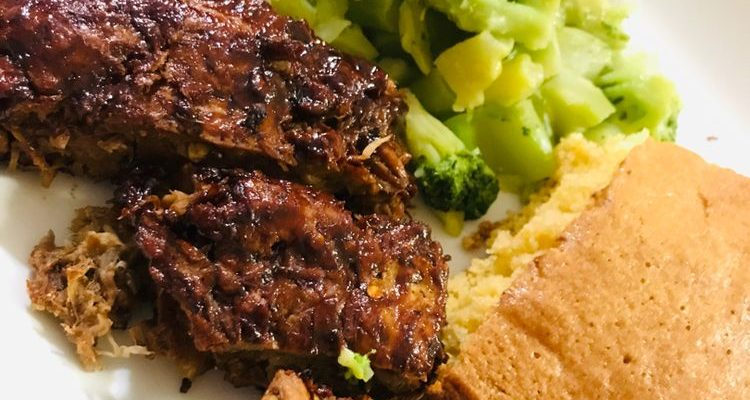 Vegan Meatless Ribs With Jackfruit