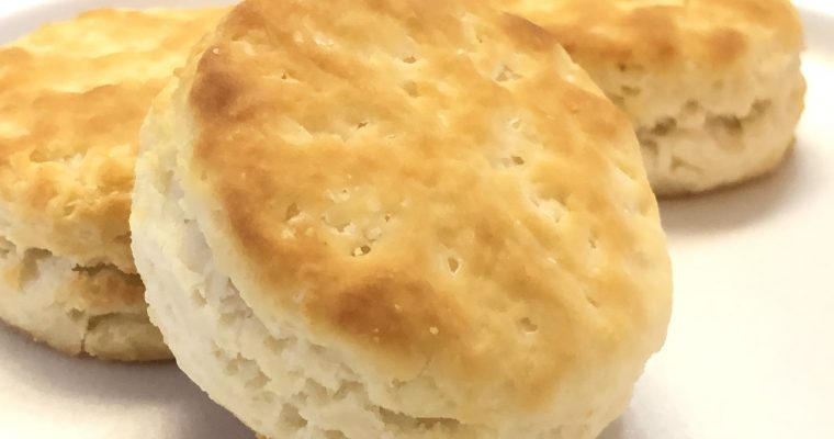 Easy Vegan Biscuits Recipe With Coconut Milk (3 Ingredients)