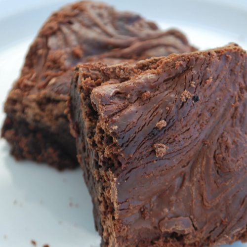 3 ingredients brownie
