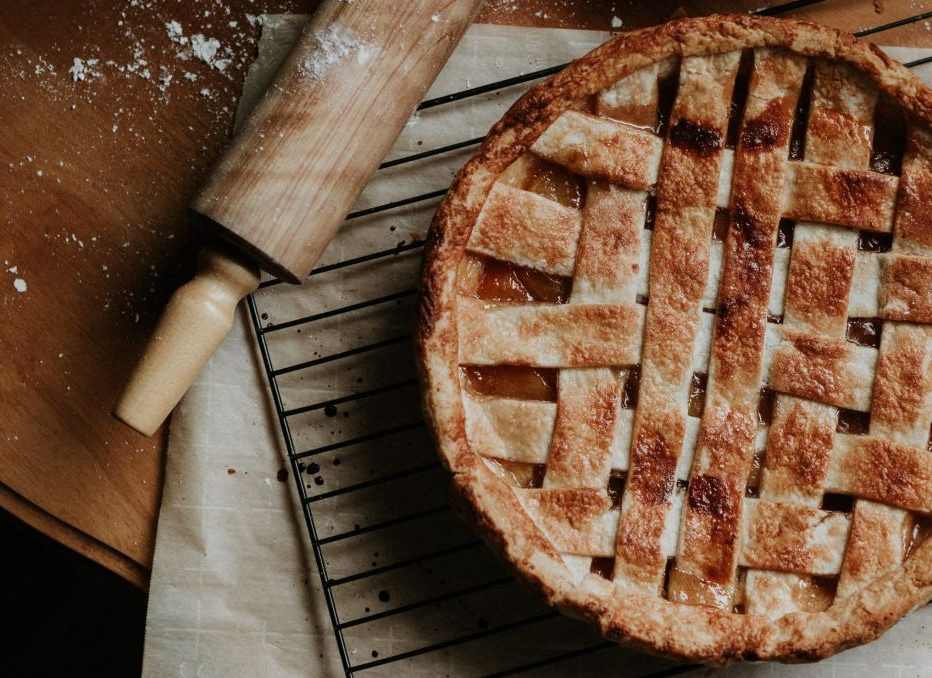 Flaky Pie Crust Recipe Without Shortening