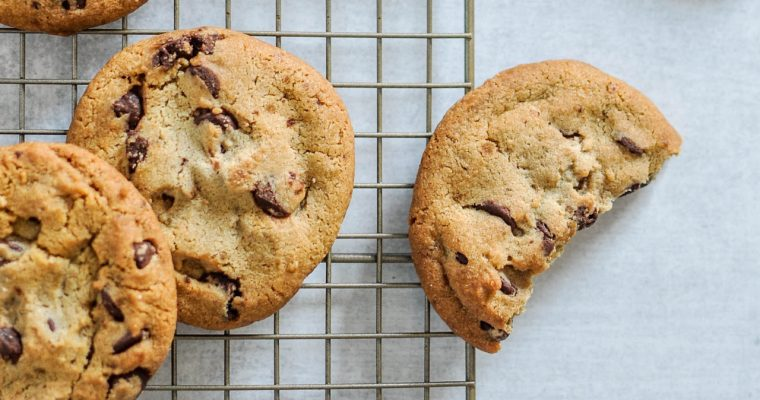 vegan chocolate chip cookie no brown sugars