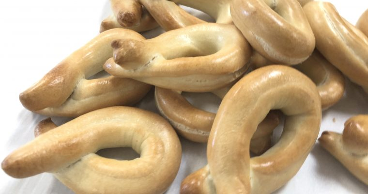 Taralli Recipe Without Wine