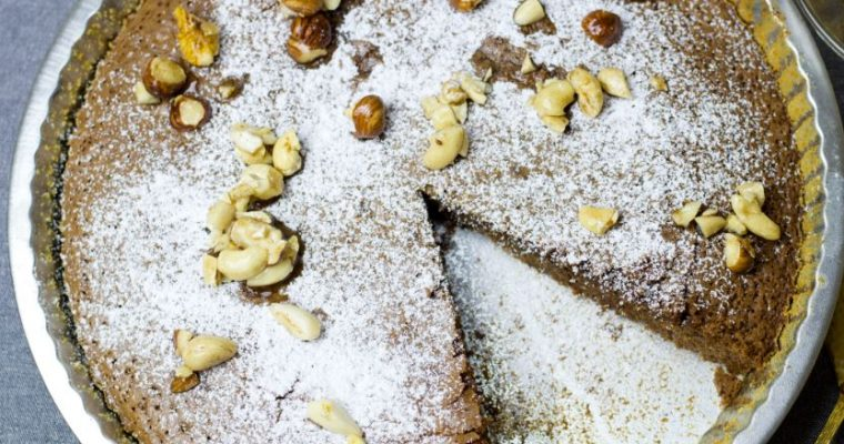 Italian Panforte Fruit Cake Recipe Without Chocolate