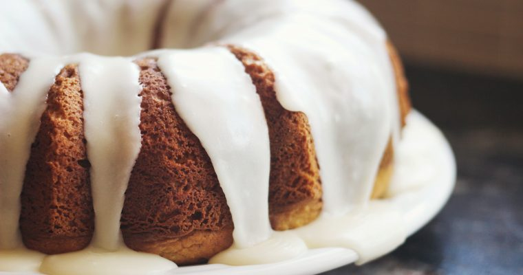 Sweet Apple Cider Glazed Bundt Cake Recipe