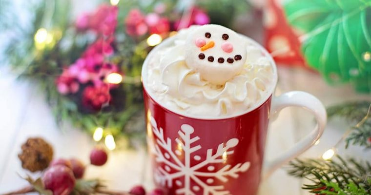 White Hot Chocolate Recipe With Milk And Condensed Milk