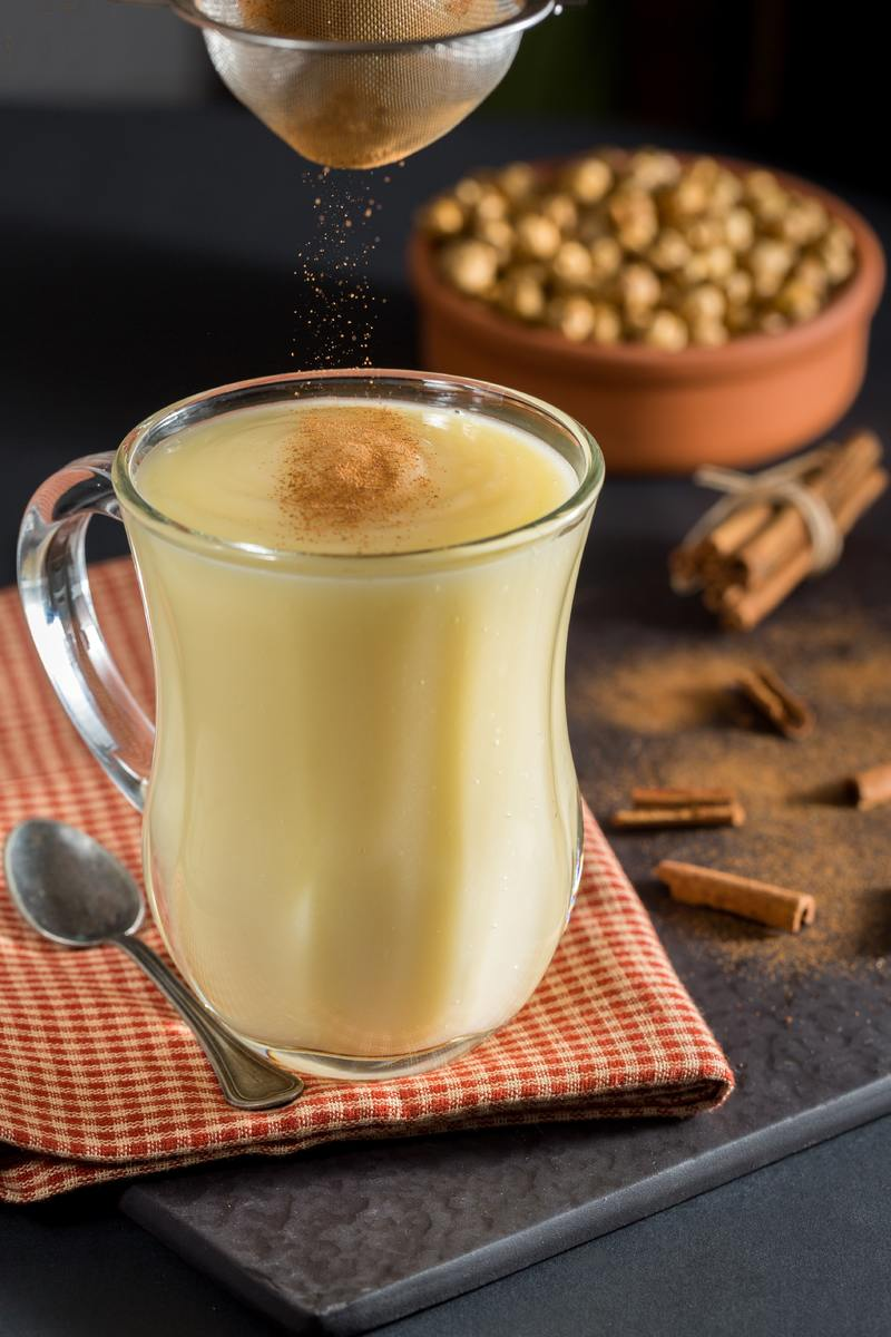 Holiday Mexican Eggnog Recipe (Rompope)