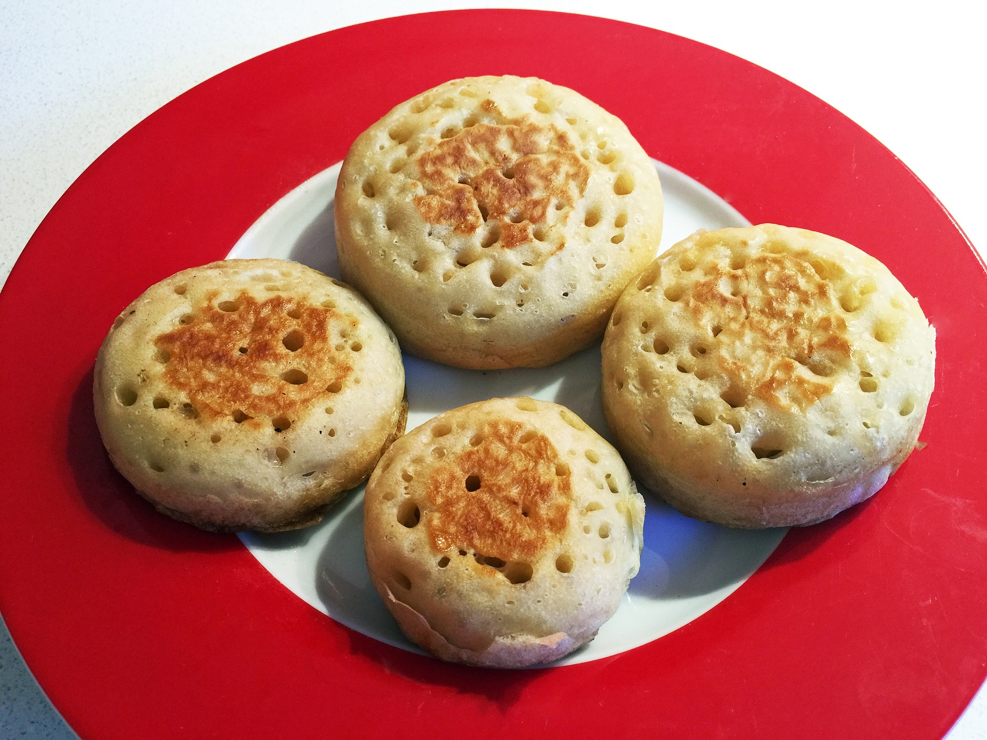 Easy Buttermilk Sourdough Crumpets Recipe Without Yeast