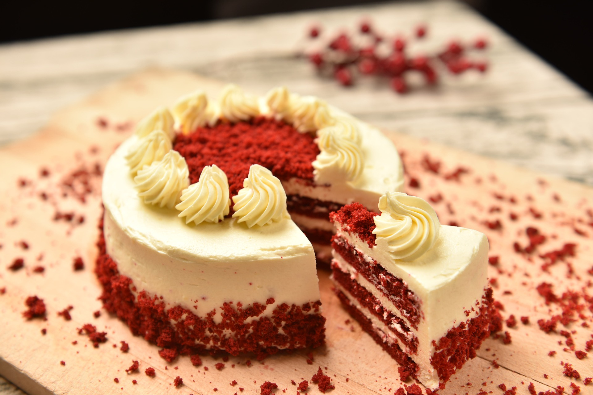 Red Velvet Cake Recipe Without Buttermilk