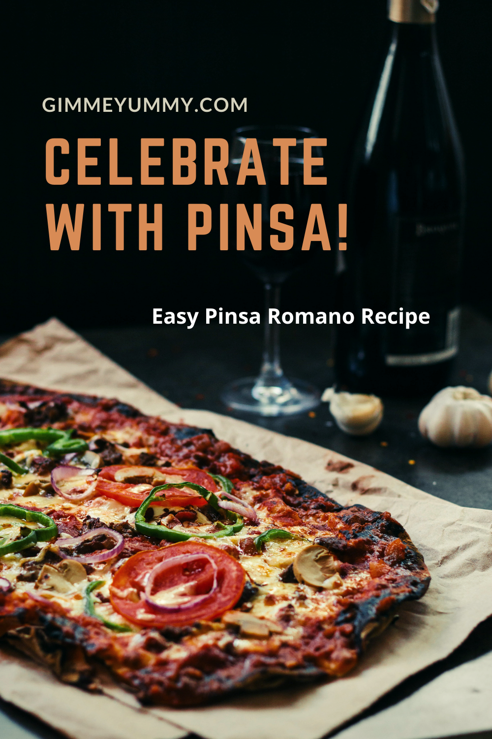 Traditional Pinsa Romana Pizza Recipe, No Yeast And Naturally Leavened With Sourdough Starter